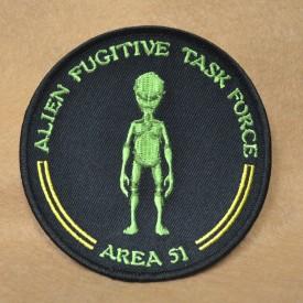 Alien Fugitive Patch