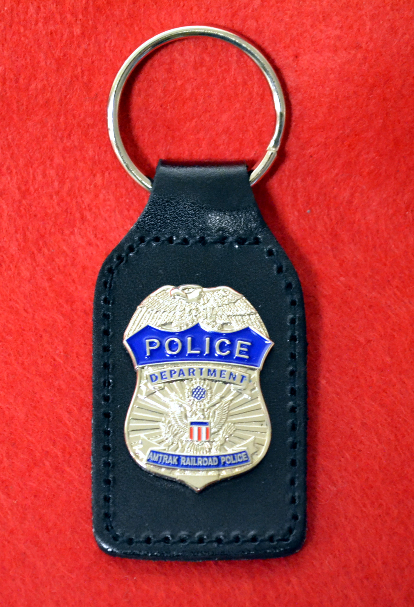 Amtrak Police Key Fob