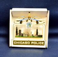 Brass CPD Car Ornament