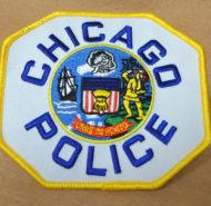 CPD Sergeant_LT Patch