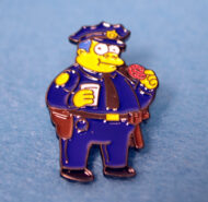 Chief Wiggins Pin