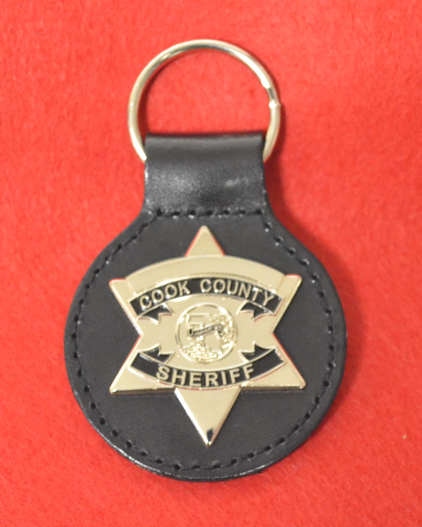 Cook County Sheriff Key FOb