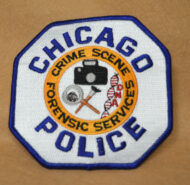 Crime Lab Patch