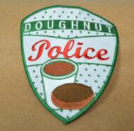 Donut Police (Krispy) Patch