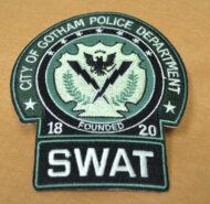 Gotham City Swat Patch