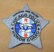Honor Guard Star Patch
