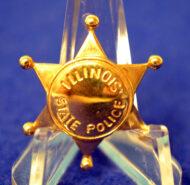 IL State Police Pendant