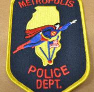 Metropolis IL PD Patch