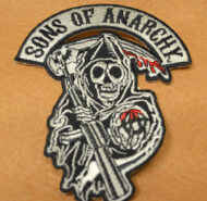 Son's Of Anarchy Patch
