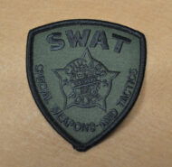 Swat Patch (Small)