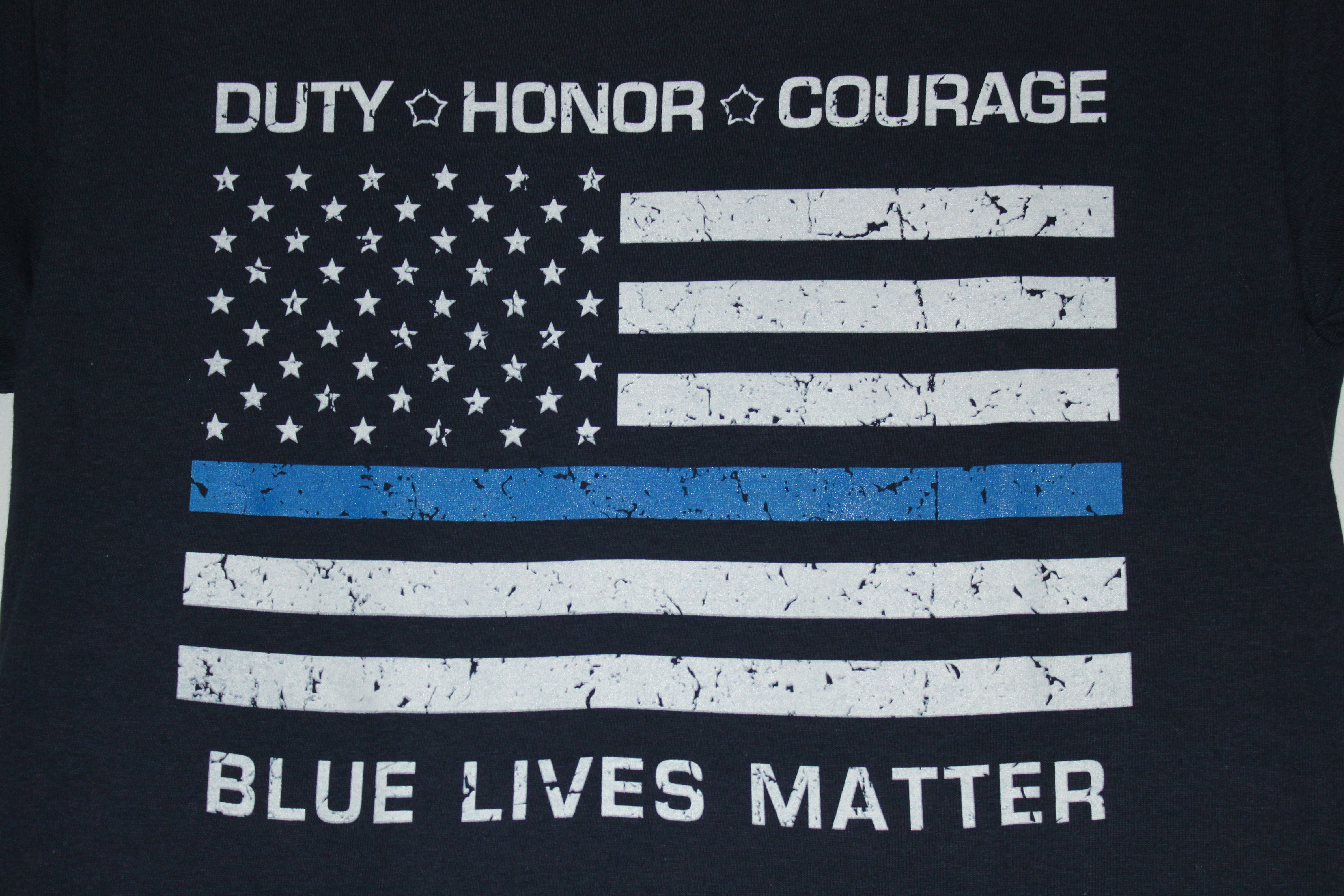 To The Ones Who Serve And Protect