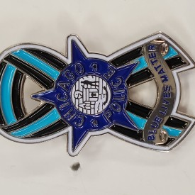 BLUE LIVES MATTER PIN