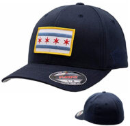 Chicago Flag Flex Fit