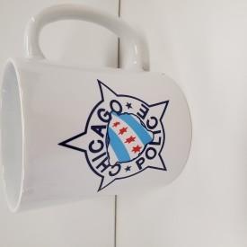 BEAR HEAD COFFEE CUP