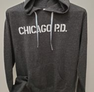 CHICAGO PD WITH CITY FLAG LACES