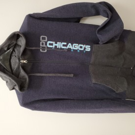 CHICAGO'S FINEST TWO TONE SWEATSHIRT